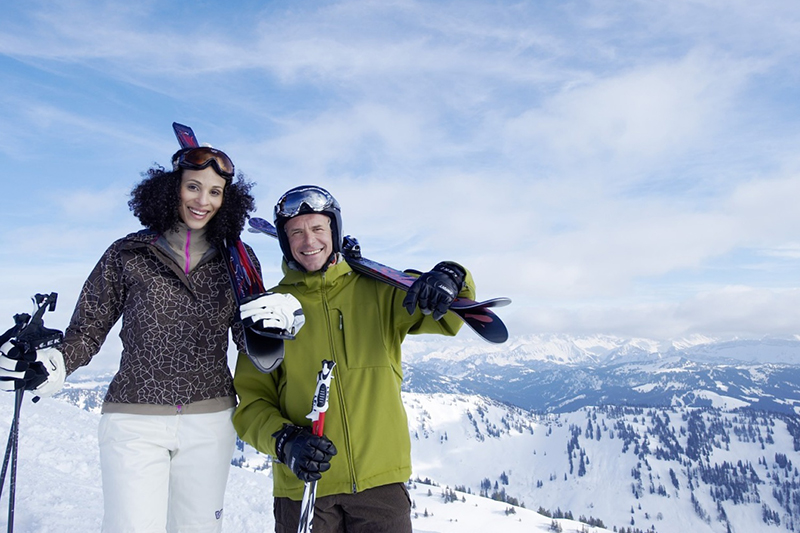 Skiurlaub in Oberstaufen im Allgäu