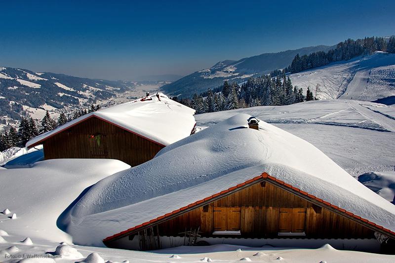 Skigebiet Thalkirchdorf