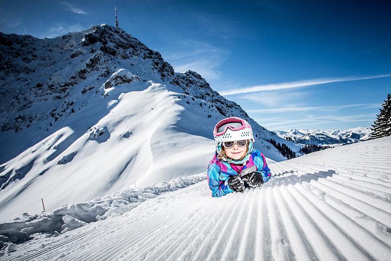Skiurlaub am Kitzbüheler Horn in Tirol - Österreich