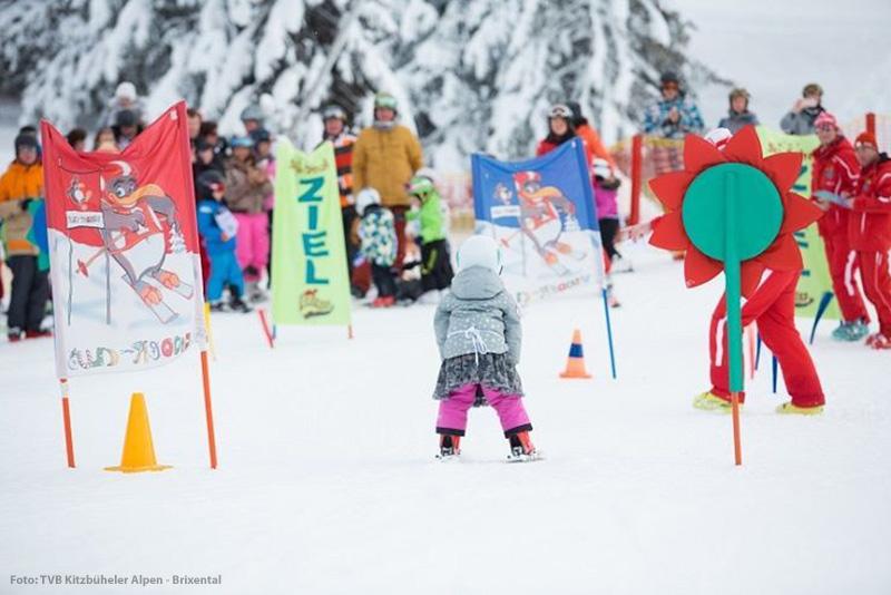 Qualitätsgeprüfte Skischulen - In den Kitzbüheler Alpen sind Profis am Werk