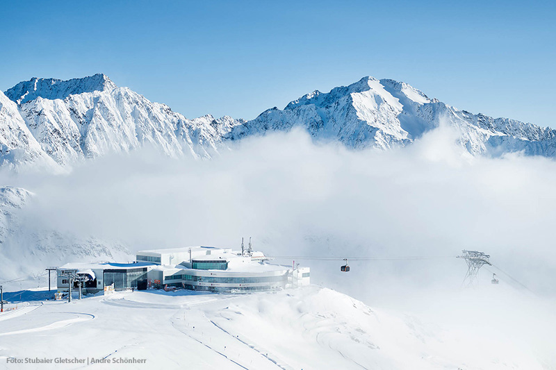 Bergstation Eisgrat