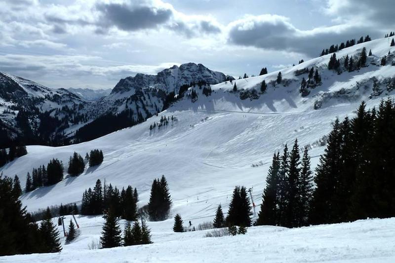 Skigebiet Tannheim in der Region Tannheimer Tal in Tirol