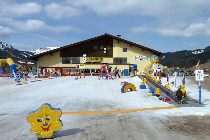 Kinderland Ullis Erlebnisschischule