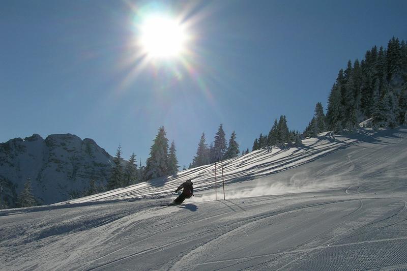 Skiurlaub im Tannheimer Tal in Tirol