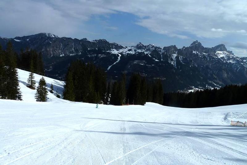 Viel Platz zum Carven in Tannheim in Tirol - Österreich