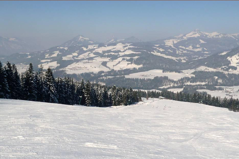 Skigebiet Walchsee - Durchholzen - Zahmer Kaiser in der Region Kaiserwinkl in Tirol