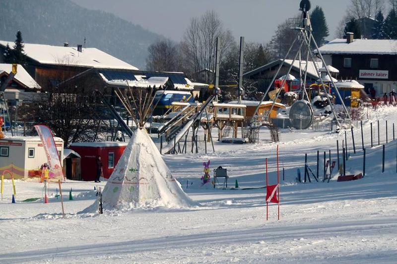 Das Kinderabenteuerland Skigebiet Walchsee - Durchholzen - Zahmer Kaiser