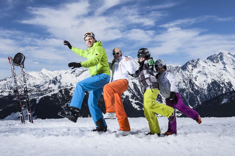 Familienurlaub mit Spaßgarantie im Zillertal Arena in Tirol
