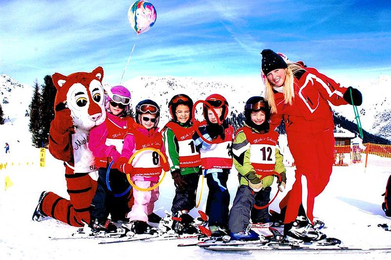 Die Kinderskischule Zell am Ziller - Zillertal Arena