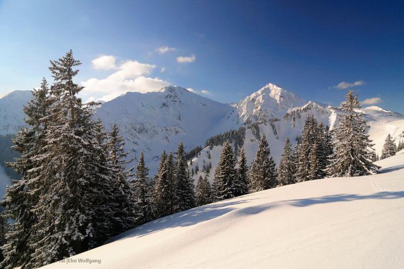 Skigebiet Zöblen-Schattwald