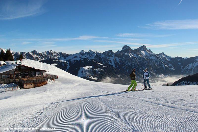 Skiurlaub im tirolrt Zöblen in der Region Tannheimer Tal