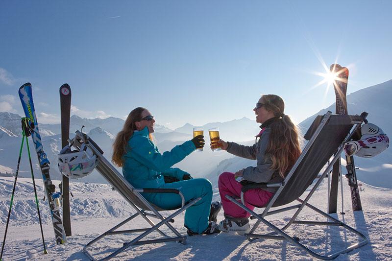 Ski- und Genussurlaub in Adelboden-Lenk