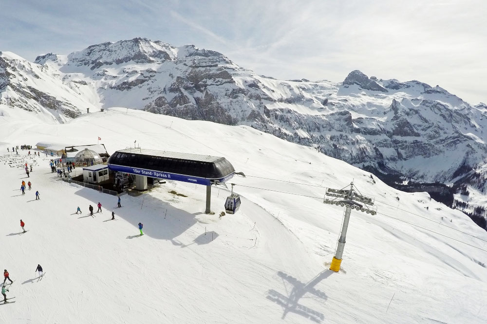 Bergbahn Lenk