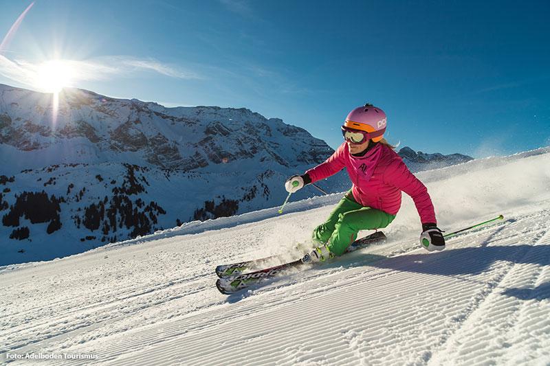 Skiurlaub im Berner Oberland
