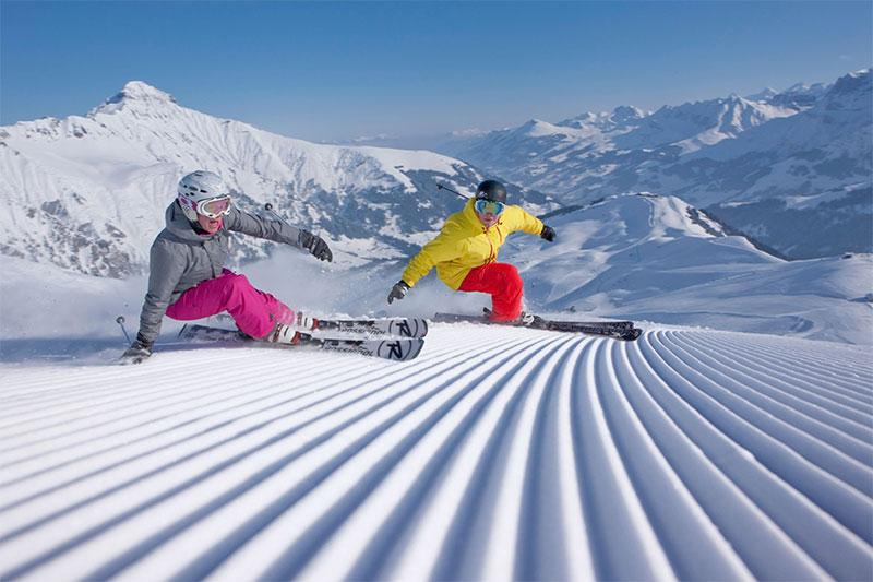 Skigebiet Adelboden-Lenk