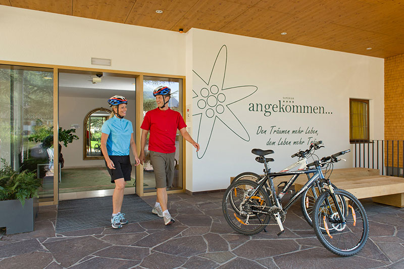 Radfahren und Biken in Schruns