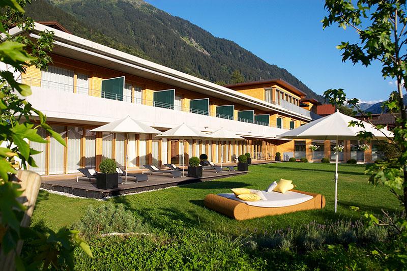 Sommerurlaub im Alpenhotel Montafon
