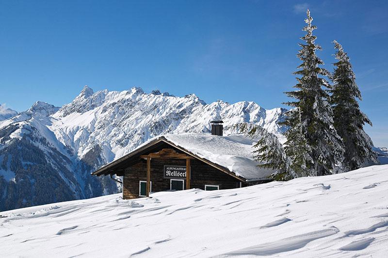 Winterurlaub im Montafon