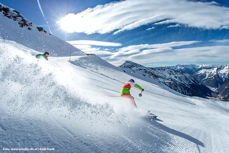 Skifahren am Ankogel