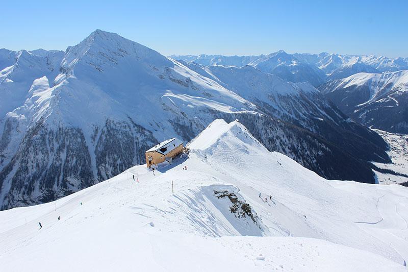 Ankogel - das höchstgelegene Skigebiet Kärntens
