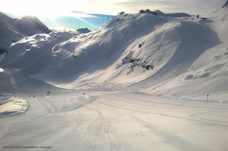 Skigebiet Ankogel