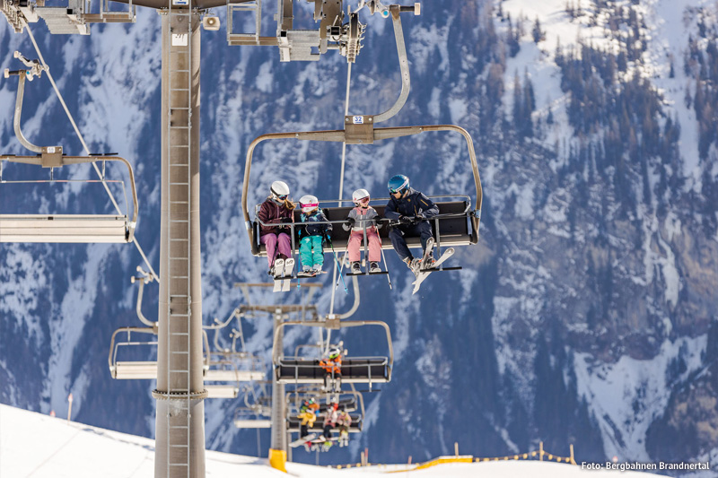 Winterurlaub für die ganze Familie in Vorarlberg