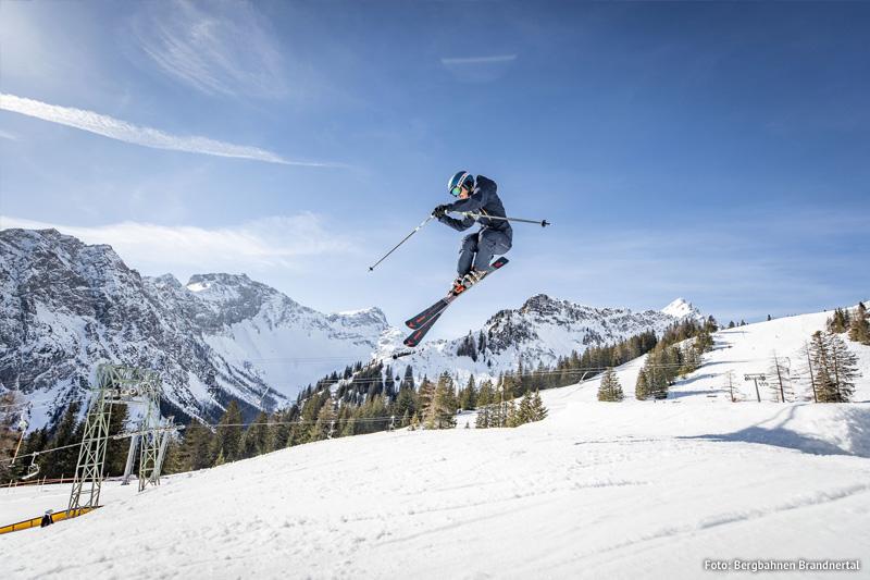 Winterspaß in einer beeindruckenden Bergwelt