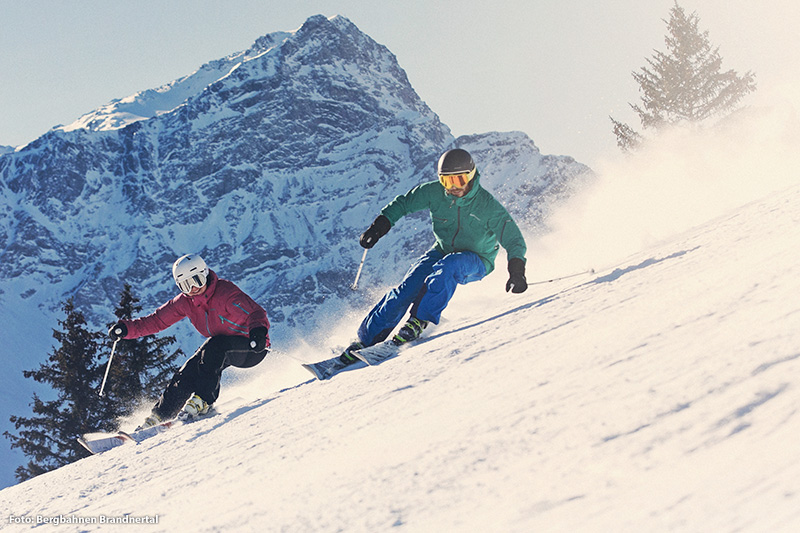 Bestens präparierte Pisten, lange Abfahrten und urige Skihütten
