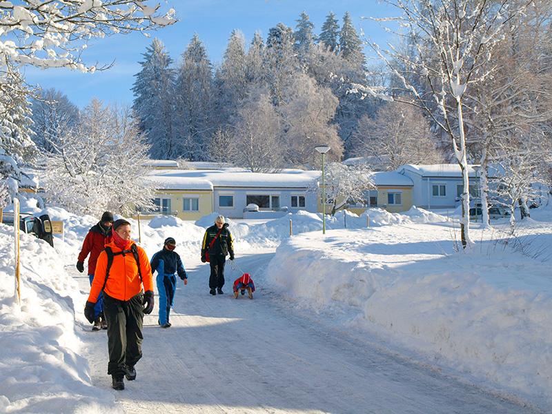 Winterurlaub im Ferienclub Maierhöfen