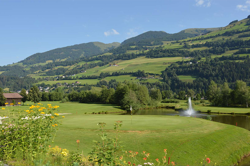 Golfurlaub im Salzburger Land