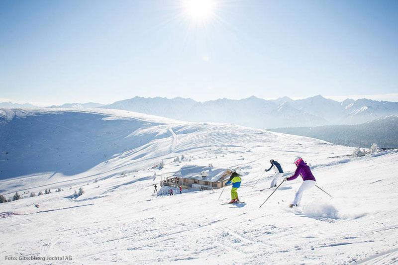Ski- und Almenregion Gitschberg-Jochtal