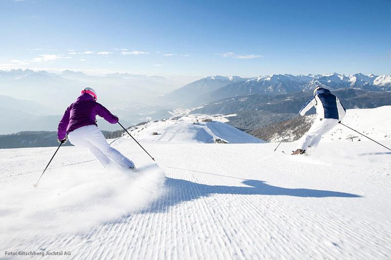 Skiurlaub Gitschberg-Jochtal/ Südtirol