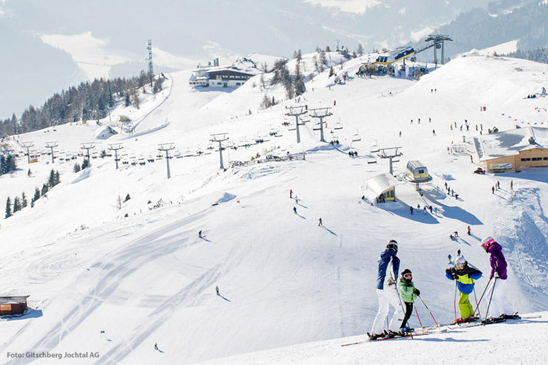 Skiurlaub für Gross und Klein in Südtirol