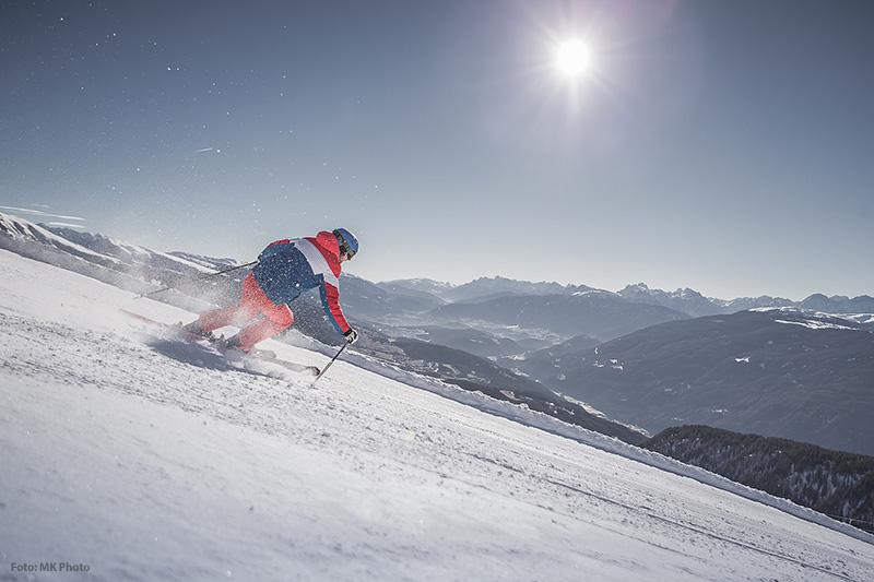 Skifahren im Skigebiet Gitschberg-Jochtal