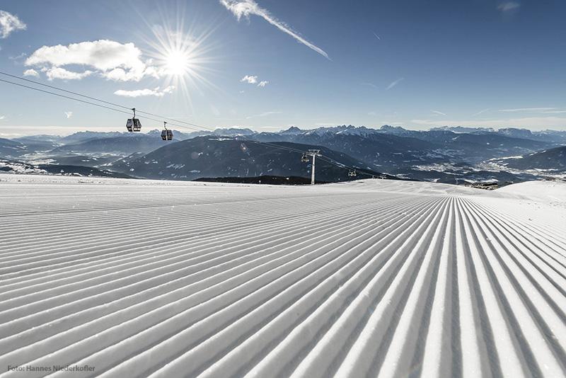 Piste im Skigebiet Gitschberg-Jochtal