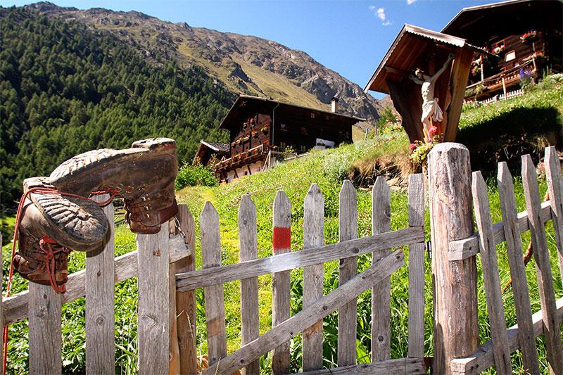 Almwanderwoche im Mountain Lake Hotel Vernagt
