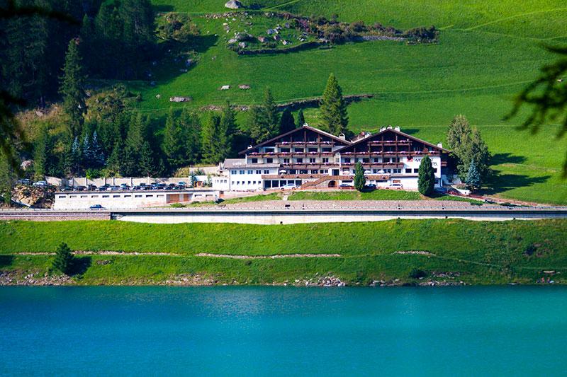 Sommerurlaub im Mountain Lake Hotel Vernagt im Schnalstal