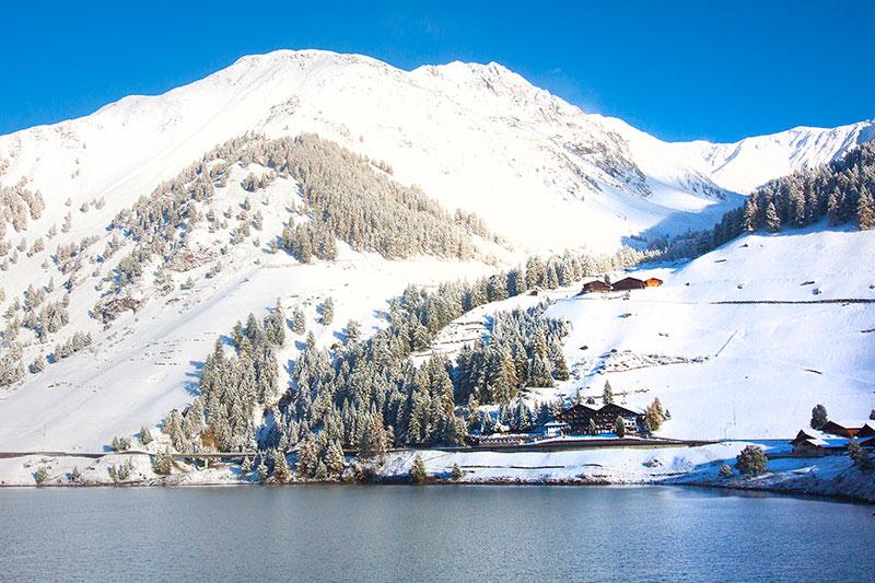 Winterurlaub im Mountain Lake Hotel Vernagt im Schnalstal