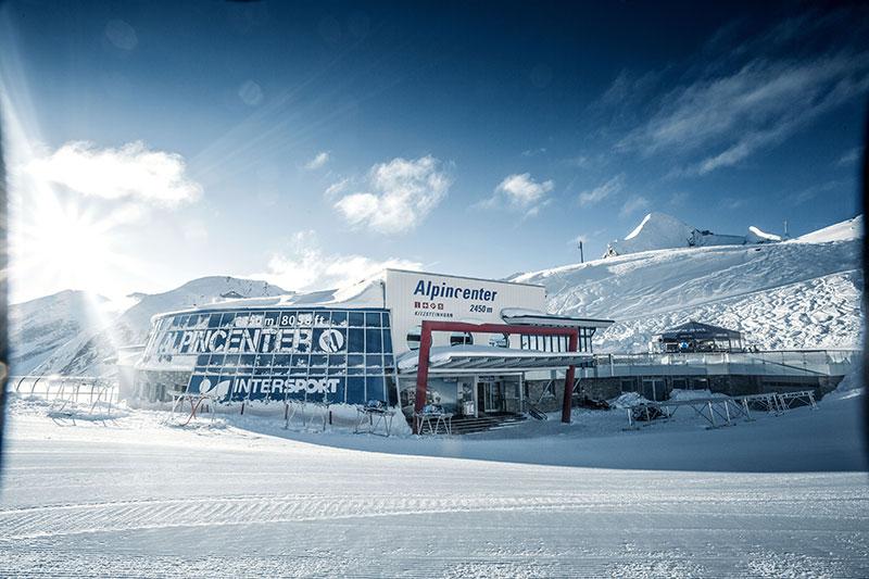Alpincenter Kitzsteinhorn