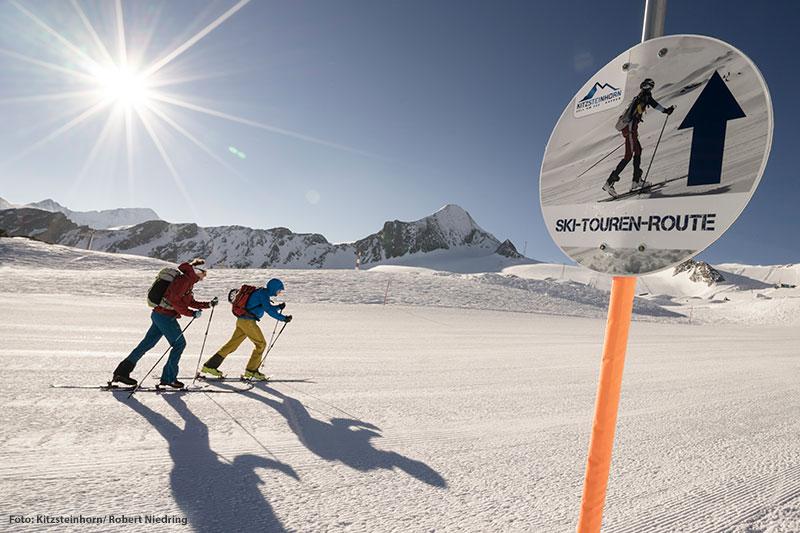 Skitouren vom Herbst bis Frühjahr