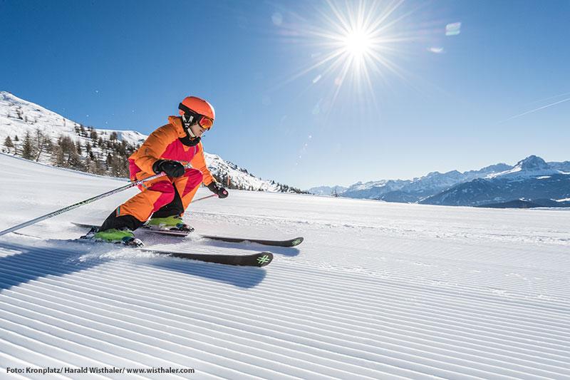 Skiurlaub im modernsten Skigebiet Südtirols