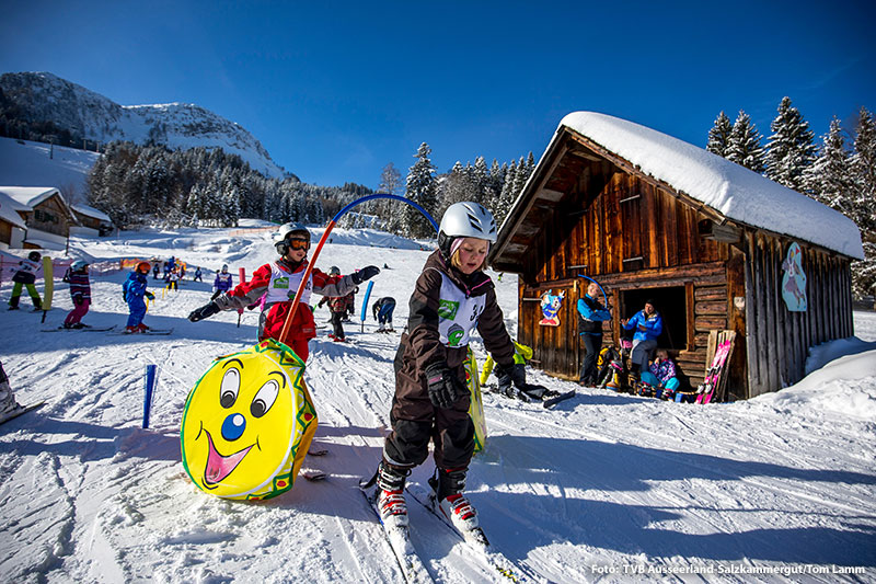 Skikinderland am Sandling