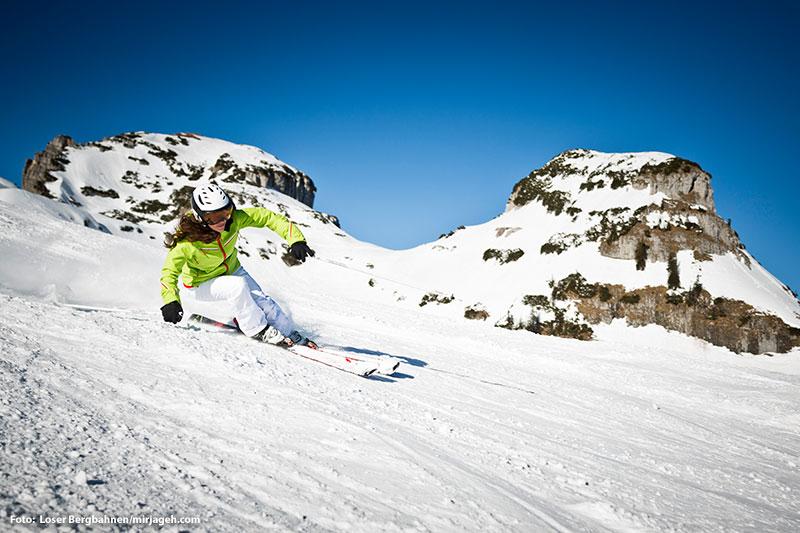 Skiresort Loser im Salzkammergut