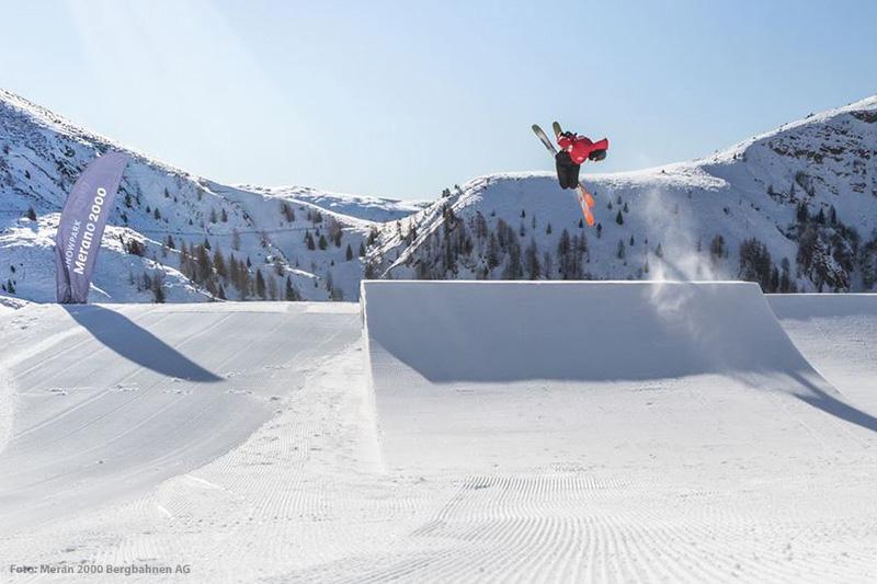 Snowpark Meran2000