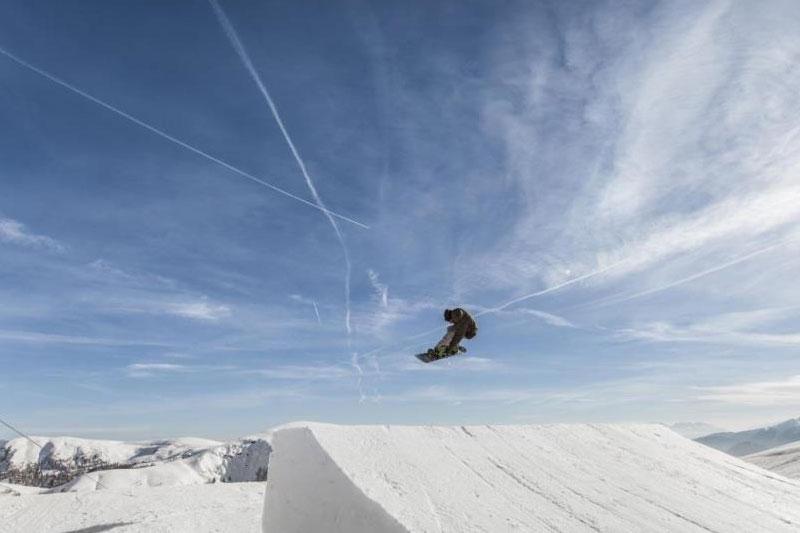 Snowpark Meran 2000