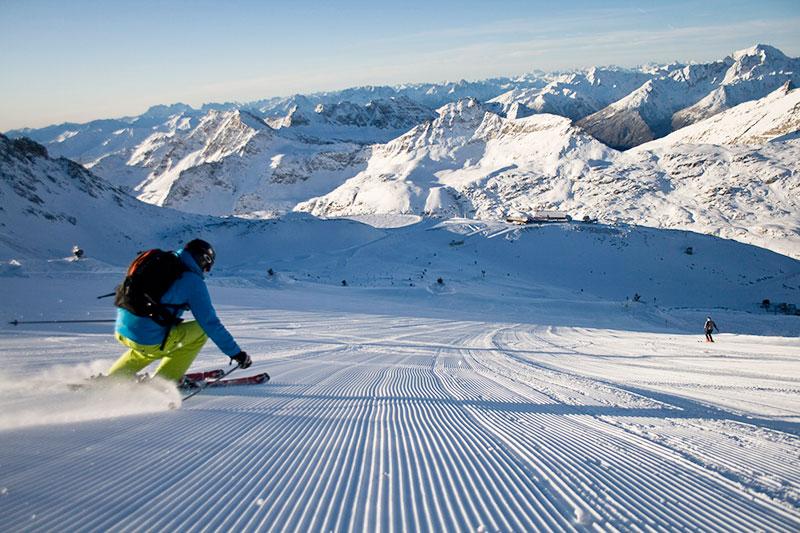 Kärntens höchstes Skivergnügen