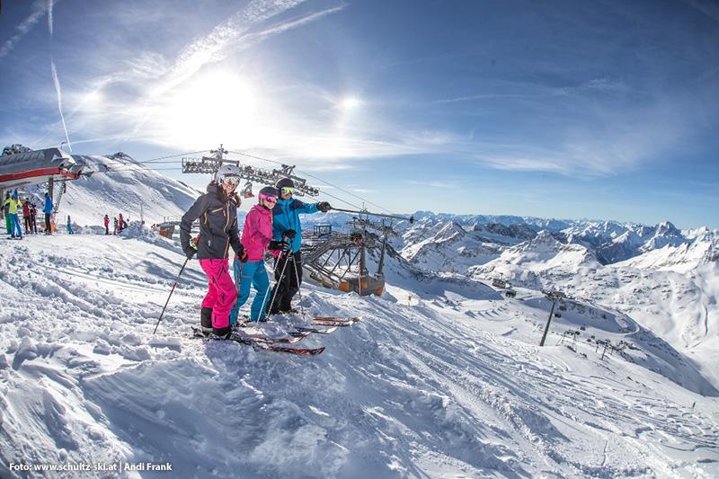 Skigebiet Mölltaler Gletscher