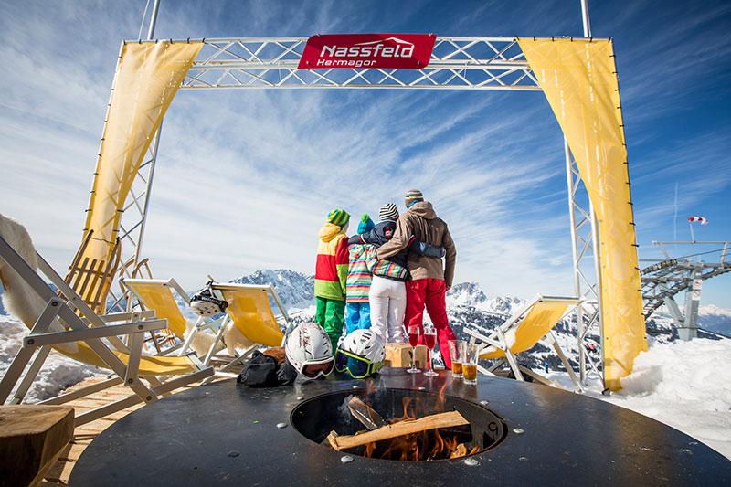 Skiurlaub am Nassfeld