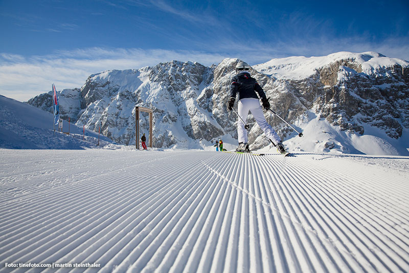 Nassfeld - TOP-10 Skigebiet Österreichs