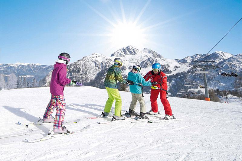 Wintersport-Schule Nassfeld